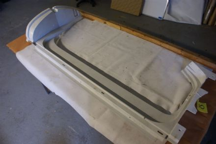 1984-1989 corvette C4,RH Side Body Panel Door Opening,New